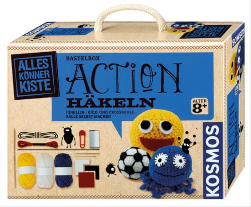 Kosmos Bastelbox Action Häkeln 604189 Jetzt Kaufen Online Vor Ort