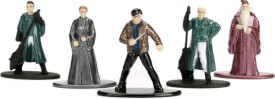 Jazwares NANO METALFIGS 98667 Harry Potter 1,65'' 5-er Figurenpack (Pack2)