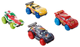 Mattel Cars Hydro Wheels