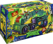 Jazwares TURTLES 82511 ROTMNT - Turtle Tank Mobile Kommandozentrale