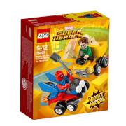 LEGO® Marvel Super Heroes 76089 Mighty Micros: Scarlet Spider vs. Sandman, 89 Te