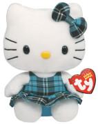 Hello Kitty Baby-Schottenrock blau