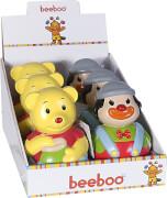 Beeboo Baby Stehauffigur Bär und Clown, sortiert