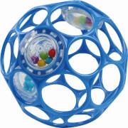 Oball Rattle 10 cm - Blau
