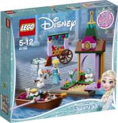 LEGO® 41155 Disney Frozen - Die Eiskönigin Elsas Abenteuer auf dem Markt, 125 Teile, ab 5 Jahre