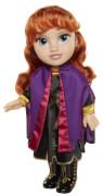 Disney Die Eiskönigin 2 Puppe Anna auf Reise, ca. 35cm ab 3 Jahren.