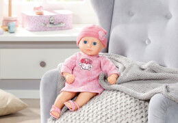 Zapf My Little Baby Annabell® Strickkleid