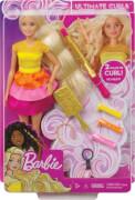 Mattel GBK24 Barbie Ultimate Curls Puppe (blond)