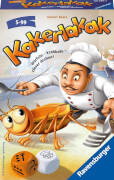 Ravensburger 23391 Kakerlakak Mitbringspiel