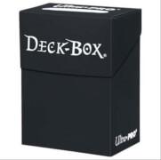 Ultra Pro Deck Box schwarz