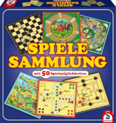 Schmidt Spiele Spiele-Sammlung mit 50 Spielen