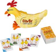 Kosmos 695040 Funky Chicken, 3-6 Spieler, ca. 5 min, ab 8 Jahre.
