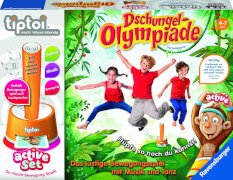 Ravensburger 00849 active Set Dschungel-Olympiade