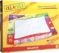 Creathek Malmatte mit 2 Stiften, 80x60 cm