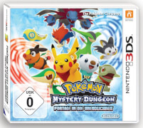 3DS Pokémon Mystery Dungeon: Portale in