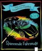 Honnen, Falko: Mein schönster Krickel-Kratz-Malblock  Spannende Fahrzeuge