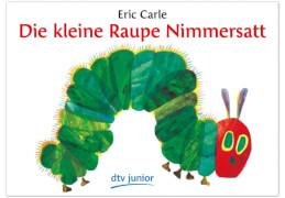 Die kleine Raupe Nimmersatt, Bilderbuch