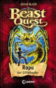Loewe Blade, Beast Quest Bd. 25 Rapu, der Giftkämpfer