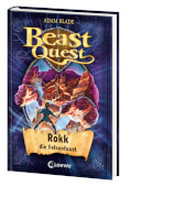 Loewe Blade, Beast Quest Bd. 27 Rokk, die Felsenfaust