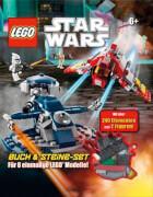 LEGO Star Wars Buch und Steine-Set