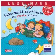 Lesemaus Sonderband: Gute-Nacht-Geschichten für starke Kinder, Hardcover, 168 Seiten, ab 3 Jahren