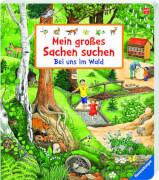 Ravensburger 43843 Mein großes Sachen suchen: Wald