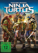 DVD Teenage Mutant Ninja Turtles
