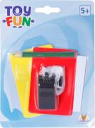 Toy Fun Schiedsrichter-Set, 5-teilig