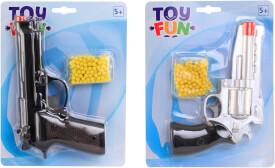 Toy Fun Detektiv-Kugelpistole