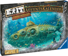 Ravensburger 18955 Exit Adventskal.'20 Boot D
