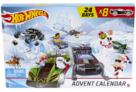 Mattel GJK02 Hot Wheels Adventskalender