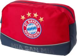 FC Bayern München Kulturbeutel MIA SAN MIA rot