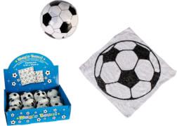 Magic Towel Fußball ca. 30 x 30 cm