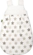 Schlafsack Sterne latte, Größe 90 cm