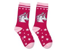 Sweety Socks Einhorn pink 31/34