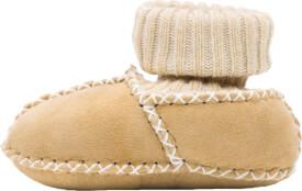Fillikid Baby Lammfell Schuhe, natur, Gr. 21/22
